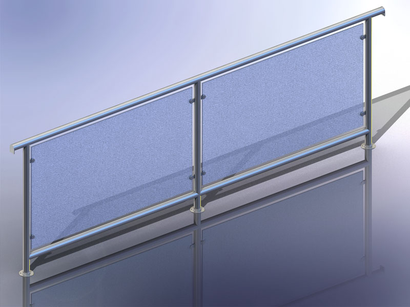 handrail-render